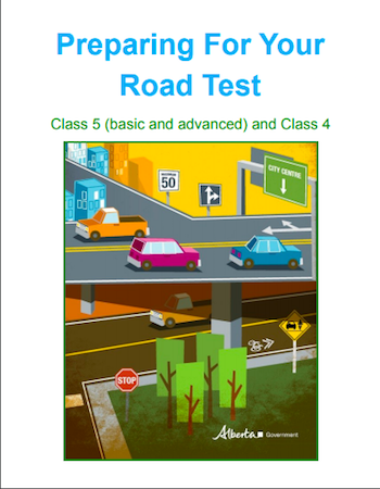 Preparing for your Road Test